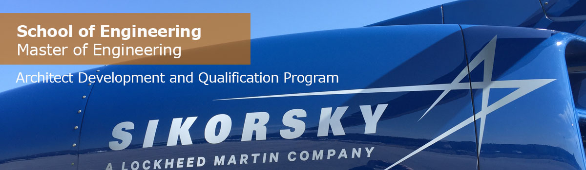 UConn Master of Engineering (MENG), Sikorsky Lockheed