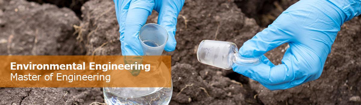 Master of Engineering (MENG): Environmental Engineering