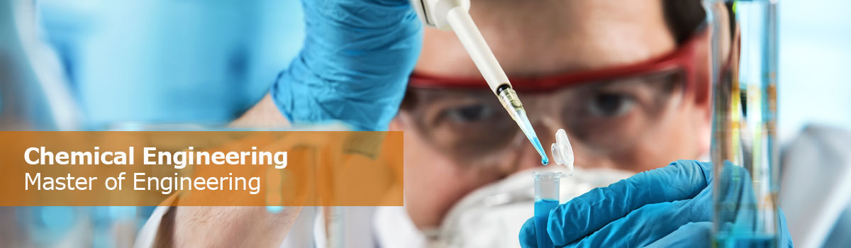 Master of Engineering Online Degree in Chemical Engineering, scientist holding test tube